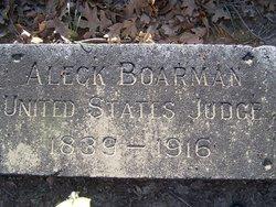 Alexander Aleck Boarman