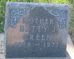 Betty Jean <i>Quiring</i> Green