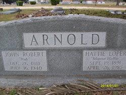Hattie Mama Hattie <i>Loper</i> Arnold