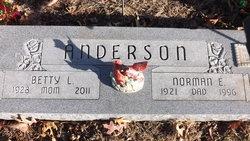 Betty Lou <i>Rowley</i> Anderson