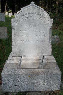 Emma F. <i>Dow</i> Berry