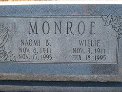 Willie Monroe