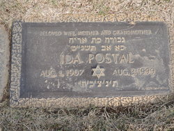 Ida <i>Weinberg</i> Postal