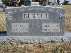 Laura Esther <i>Sanders</i> Burger