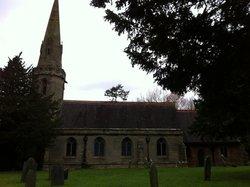 Saint James Parish Churchyard
