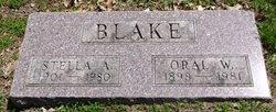 Stella Almeda <i>Robison</i> Blake