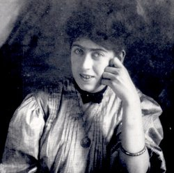 Bess Arin Bessie <i>Alexander</i> Scherer