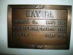 George G Bayha