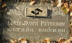 Lorie Dawn Peterson