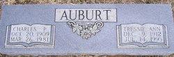 Tressie Ann <i>Hefner</i> Auburt