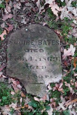 Squire Bates
