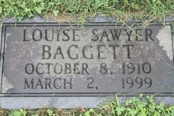 Louise <i>Sawyer</i> Baggett