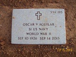 Oscar V. Aguilar