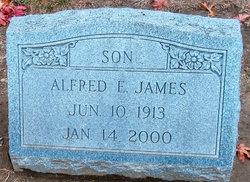 Alfred E James