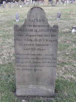 Abraham Slaughter