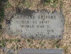 Carl Lee Abshire