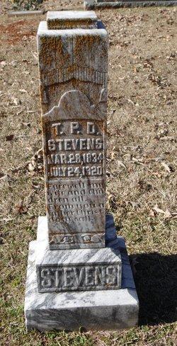 Thomas P. D. Stevens