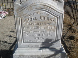 Mabel Louise Chichester