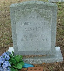 George Everette Nesmith