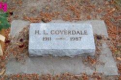 Harold Lewis Bud Coverdale