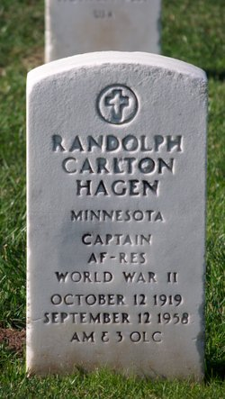 Randolph Carlton Buster Hagen