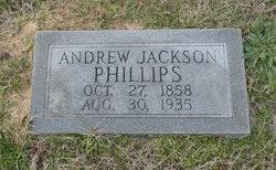 Andrew Jackson Phillips