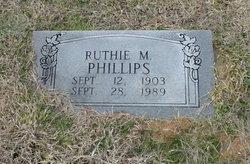 Ruthie M Phillips