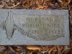 Roald J Boge