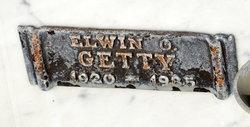 Elwin Orville Getty