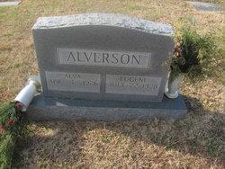 Elmer Eugene Alverson