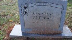 Lura Orene Andrews