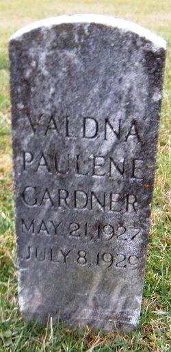 Valdna Pauline Gardner