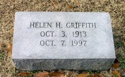 Helen <i>Hundley</i> Griffith