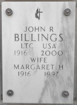 John R Billings