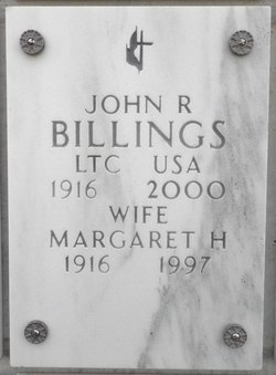 Margaret H Billings