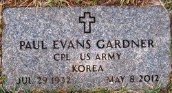 Paul Evans Gardner