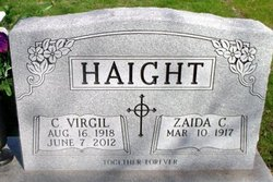 C. Virgil Haight