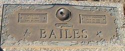 Walter Bryan Bailes