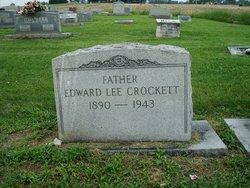 Edward Lee Ed Crockett