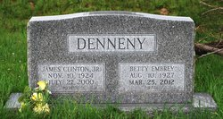 Betty Embrey Denneny
