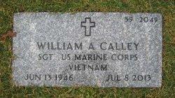 William A Bill Calley
