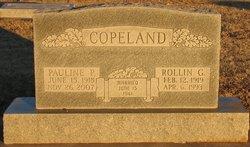 Pauline Pearl <i>Ingram</i> Copeland