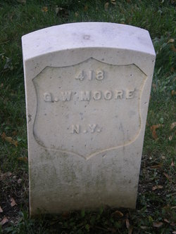 Pvt George W. Moore
