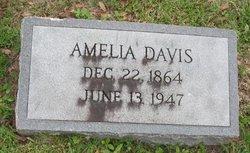 Amelia Davis