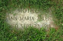 Ann Maria <i>Charlton</i> Allen