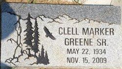 Clell Marker Greene, Sr