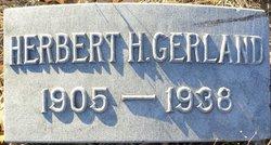 Herbert Henry Gerland