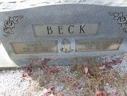 Rosa Bell <i>Cooper</i> Beck