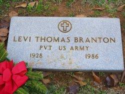 L T Levi Branton
