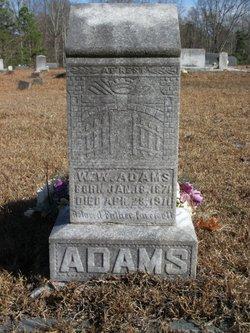 W W Adams